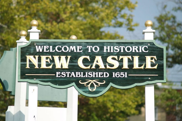 Welcome to New Castle