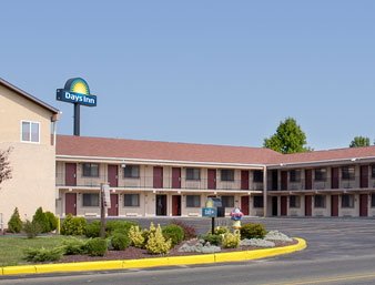 Days Inn - Elkton Maryland